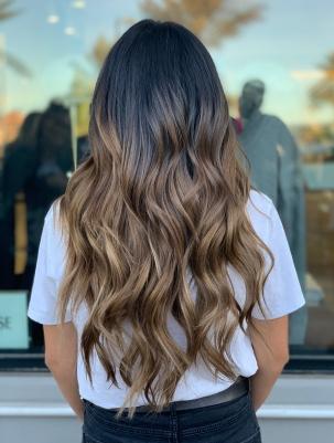 Bold City Hair. Hand Tied. 10/2018