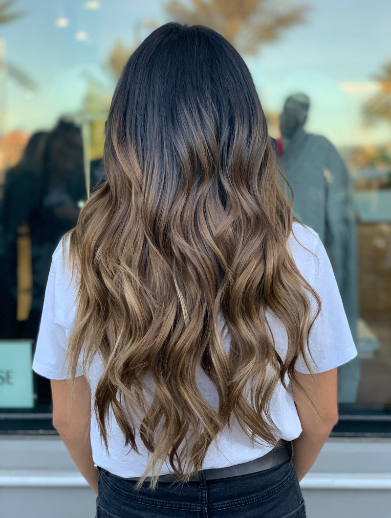 Bold City Hair. Hand Tied. 10/2018